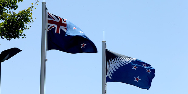 The seven Maori electorates were among the 10 with the lowest turn-out - and those who voted had a much higher preference for the current flag than the general result. Photo / John Borren