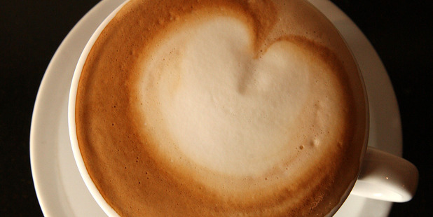 The need for good coffee is something lots of people can't give up.
