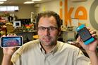 Leon Toorenburg, ikeGPS founder. Photo / Mark Mitchell