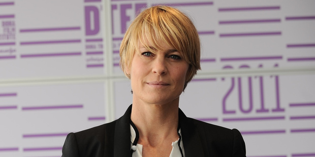 Actress Robin Wright has joined the cast of the upcoming Blade Runner sequel. Photo / AP
