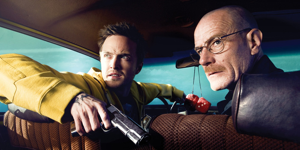 TV show Breaking Bad only got to use one f-bomb per season.