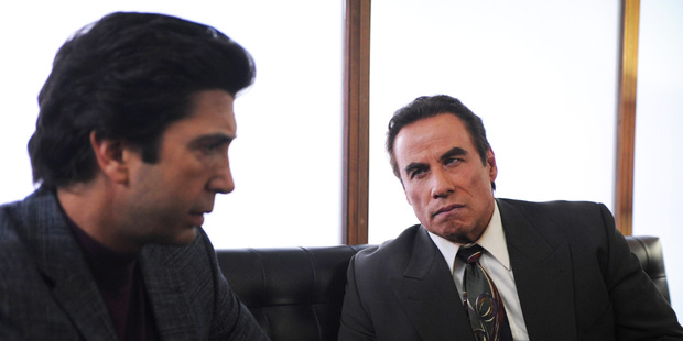 A scene from the TV show The People v O.J. Simpson: American Crime Story.