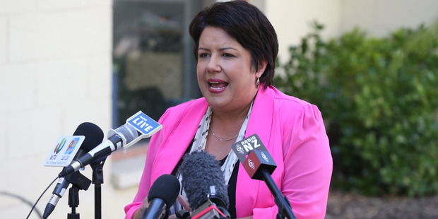 Paula Bennett says the violent threats affected her family more than her. Photo / Jason Oxenham