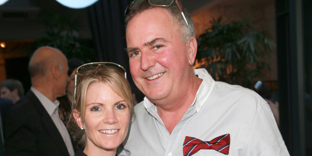 Celebrity chef Simon Gault and his wife Katrina have split. Photo / Norrie Montgomery