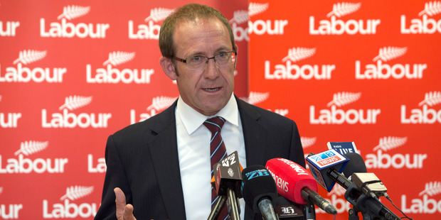 "Andrew Little says he had observed a ""palpable"" difference in anger from New Zealanders compared to a year ago. Photo / Mark Mitchell"