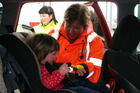 It's estimated that 80 per cent of all child restraints are poorly fitted.