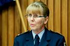 Eastern district commander, Superintendent Sandra Venables.