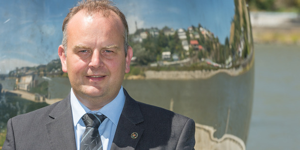 Whanganui District Council chief executive Kym Fell