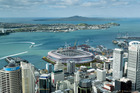 A waterfront stadium in Auckland needs to be the right fit, taking into account what has worked and what hasn't in other parts of the world. Photo / NZPA