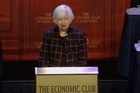 Federal Reserve Chair Janet Yellen said Tuesday that the Fed still envisions a gradual pace of interest rate increases in light of global pressures that could weigh on the U.S. economy.