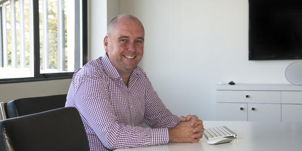 Stuart Woodhouse, a client manager at Digital Fusion.