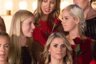Danielle is eliminated by Jordan Mauger during a rose ceremony on The Bachelor NZ.