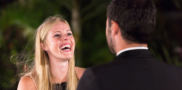 The moment Danielle meant Jordan Mauger on The Bachelor NZ.