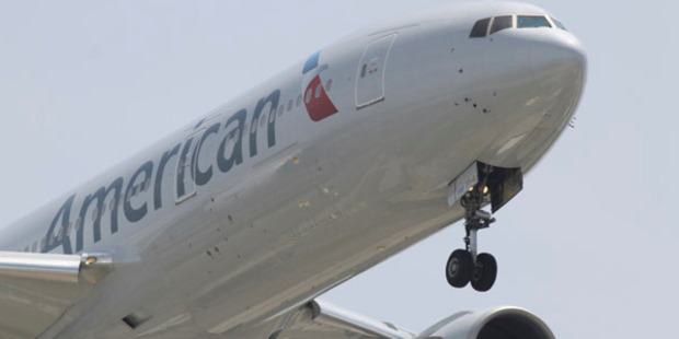 An American Airlines pilot was arrested on the tarmac. Photo / iStock