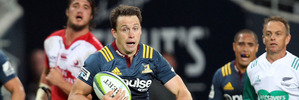 Ben Smith has been in fine form for the Highlanders. Photo / Getty