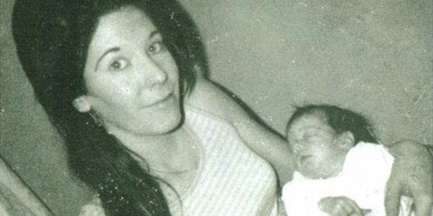 Lula Gillespie-Miller with her daughter Tammy before she ran out on her family.