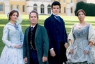 Characters from TV series Doctor Thorne.