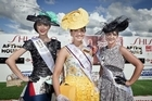 The gorgeous dresses, hats and accessories on show at Bayleys International Raceday 2016 at Tauranga racecourse on Saturday made it a tough day for judges. Here's a look at the glamorous outfits of the day.