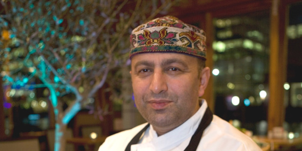 Head chef Onder Sahan. Photo / Supplied