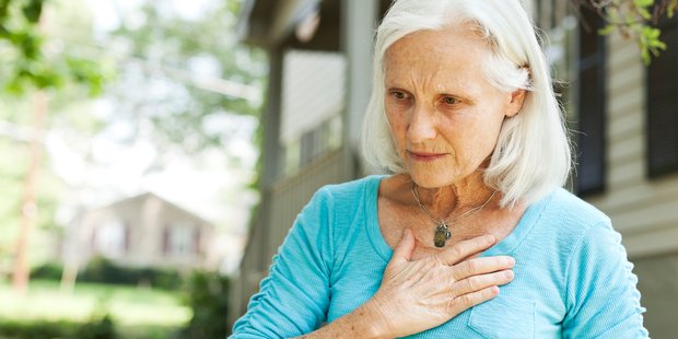 Signs of a heart attack can be vague in women. Photo / iStock