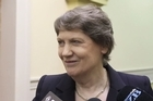 Helen Clark declined to say whether she plans to enter the contest as United Nations' Secretary-General but hinted it could come later in the process.
