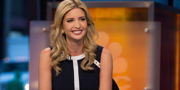 Ivanka Trump has been stepping up her profile in the family's real estate empire. Photo / Getty Images