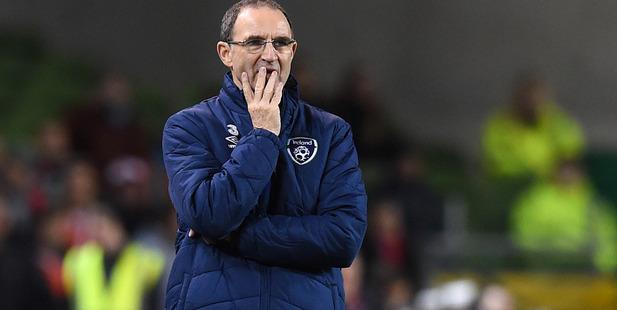 Republic of Ireland coach Martin O'Neill. photo / Getty