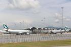 Cathay Pacific. Photo / iStock
