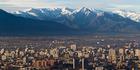 Incredible views of Santiago. Photo / iStock
