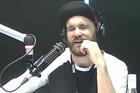 Radio host Vaughan Smith realises he's fallen victim to a prank by Jase & PJ in the ZM studio.