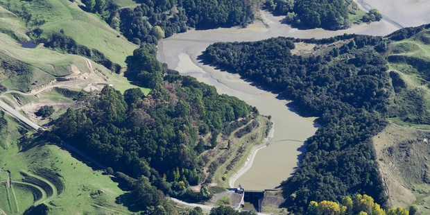 Investigations are ongoing into what happened at the Waihi dam.