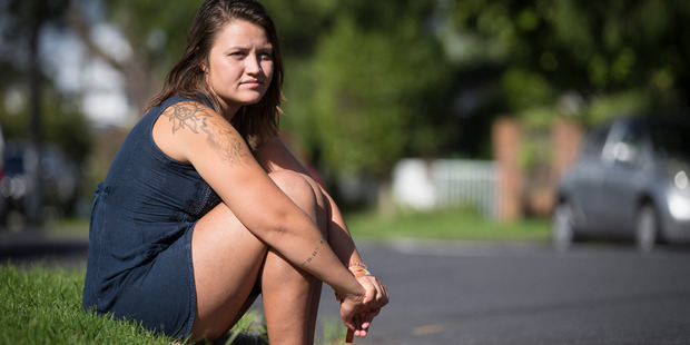 Loading American tourist Danica Klas had all her possessions stolen from her car in Mt Eden. Photo / Jason Oxenham