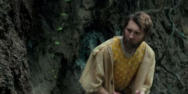 Actor Paul Dano stars in the movie, Swiss Army Man.