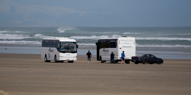 The new Ninety Mile Beach governance board will discuss reducing traffic and changes to vehicular access to the beach.