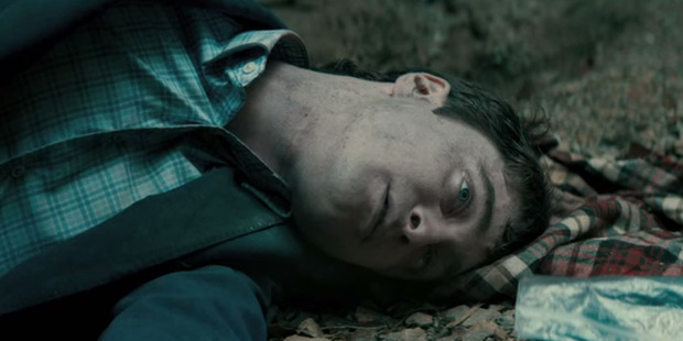 Loading Actor Daniel Radcliffe stars as a lifeless corpse in the movie Swiss Army Man.