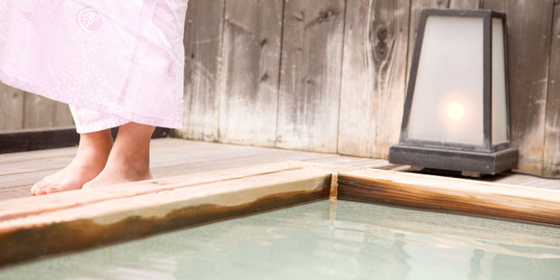 Some ryokan inns and bath facilities in Japan refuse to admit any visitors with tattoos. Photo / 123RF