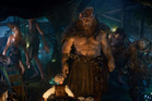 Jemaine Clement plays a bad giant in the upcoming Disney film, The BFG.