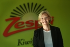 Zespri health and nutrition innovation leader, Dr Juliet Ansell says the symposium is a great opportunity for Tauranga and the perfect platform to discuss the latest research. Photo / John Borren