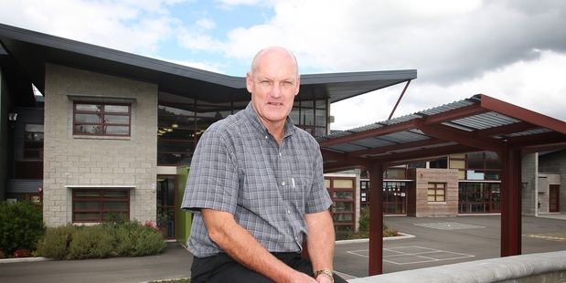 Taihape Area School principal Richard McMillan said everyone has been affected by the sudden death of student James Hamilton.