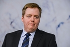 Iceland's Prime Minister Sigmundur Gunnlaugsson has resigned sue to Panama Papers leak. Photo / AP