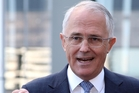 Prime Minister Malcolm Turnbull has given Australia's banks a bollocking for unethical behaviour. Photo / AP