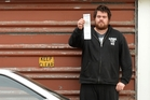 Todd Treweek can't fathom why wardens keep issuing tickets instead of talking to him. Photo / Otago Daily  Times