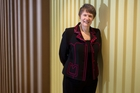 Helen Clark has learned the power of persistence. Photo / Steven McNicholl