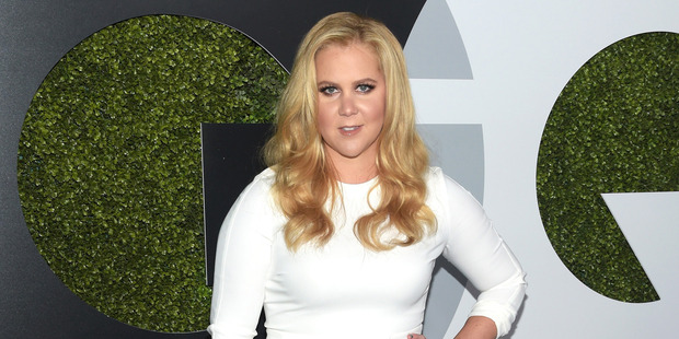 The Inside Amy Schumer star received support from her followers after speaking out against Glamour magazine. Photo / Getty
