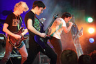 Local rockquest entrants will have to travel to Tauranga this year.  Photo/File
