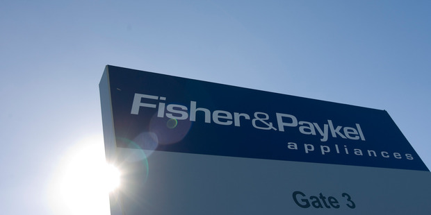Fisher & Paykel Appliances is to close its small refrigeration appliances factory in Auckland's East Tamaki. Photo / Supplied