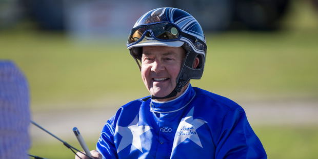 Co-trainer Mark Purdon will allow Lazarus to rest a spell before the New Zealand Cup in November
