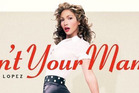 Jennifer Lopez's new album cover for her single Ain't Your Mama.