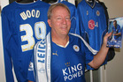 LEICESTER WE FORGET: Rod de Lisle is heading to the UK in May in the hope of seeing his beloved underdogs, Leicester City, win the Barclays Premier League.