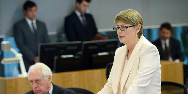 Counsel Assisting Gail Furness at the Royal Commission into Child Sexual Abuse. Photo / Getty Images